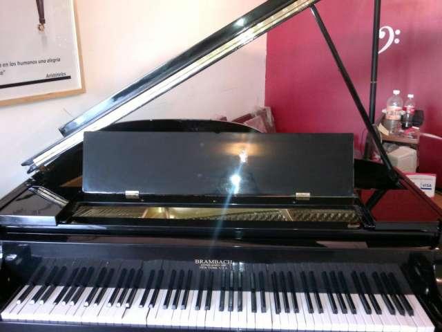 Piano 1/4 de cola brambach ¨pianos gradimi¨