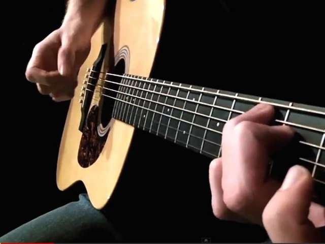 Clases de guitarra clasica, jazz, rock y popular