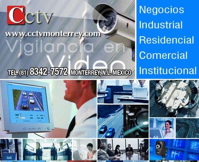 Video vigilancia en monterrey barata