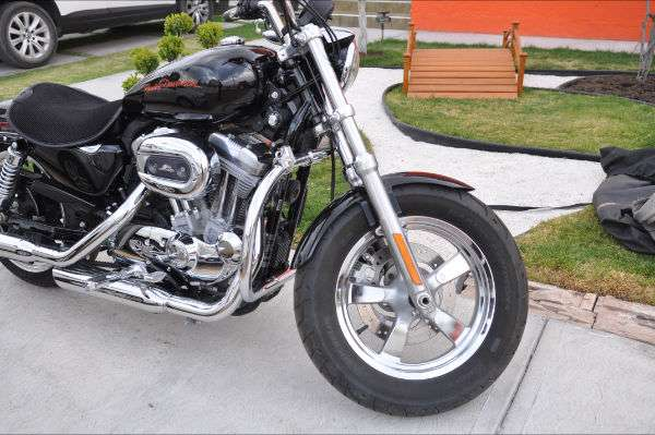 2011 harley-davidson sportster 883 excelente moto