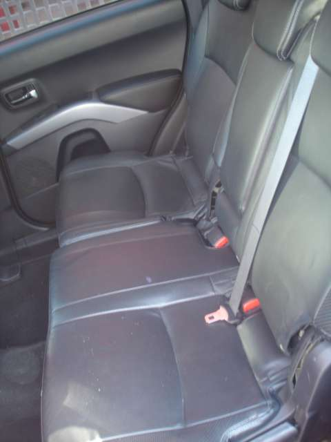 Fotos de Mitsubishi outlander 2009 5p 2.4l xls aut 3