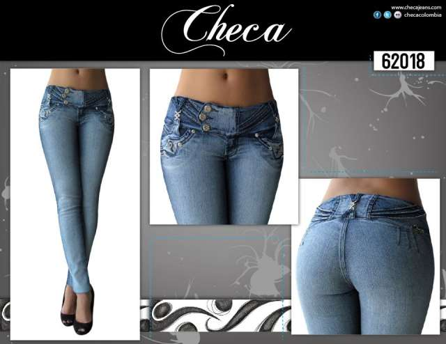 Jeans Para Mujer Colombianos