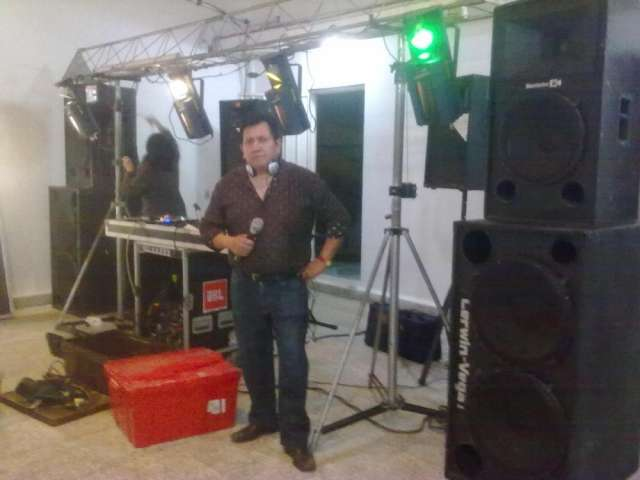 Luz y sonido en profesional en gustavo a madero