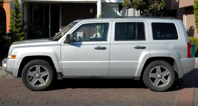 Jeep patriot sport tm 2008 exelente estado