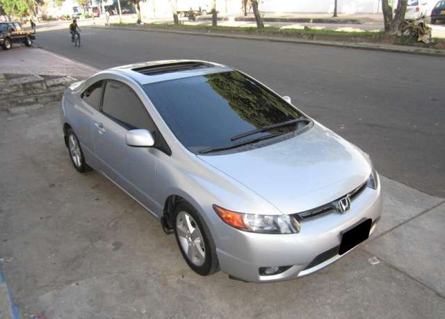 2008 honda civic 2p dmt ex coupe 5vel