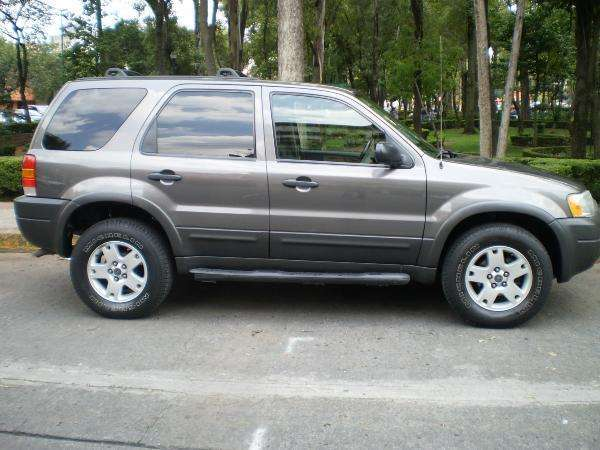 2004 ford escape xlt impecable camioneta