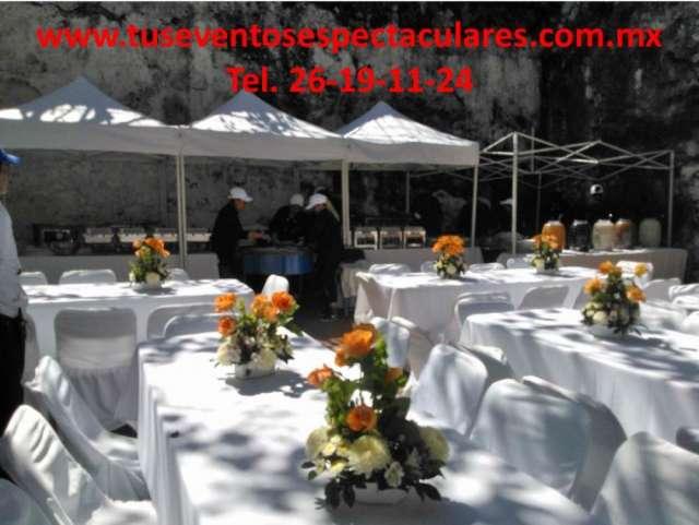 Taquizas y antojitos mexicanos para eventos en el distrito federal (df)