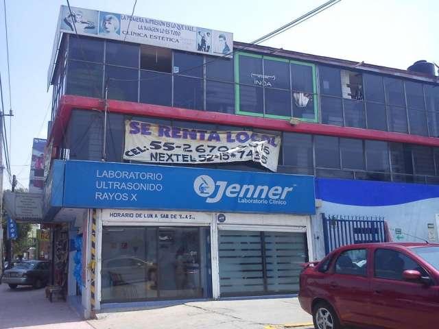 Rento local comercial cerca de plaza vaqueritos