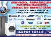 Servicio y repracion de Lavadoras Frigidaire