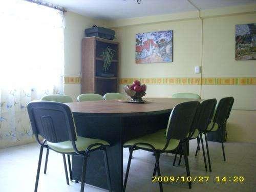 Renta de sala de juntas en echegaray
