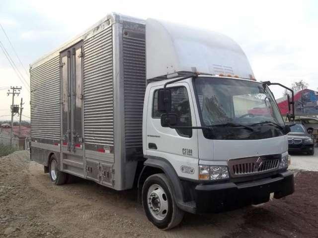 Camión international 2008, 6 puertas