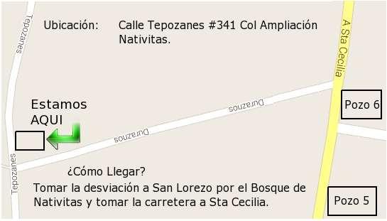 Se rentan departamentos en ampliación nativitas xochimilco