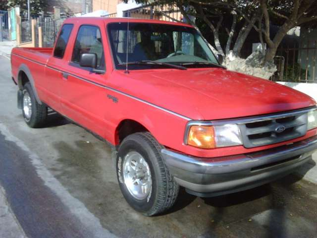 Ford ranger 97 4x4 king cab