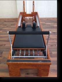Camas de pilates reformer clasico nuevas somos fabricantes