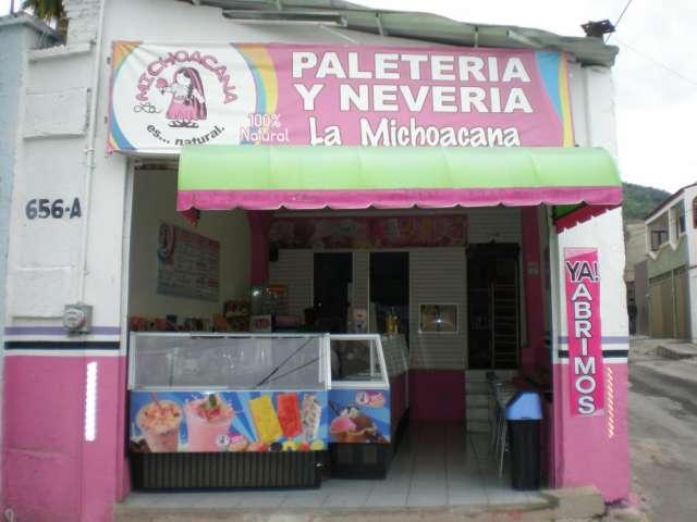 Paleteria La Michoacana En Zapotlan El Grande Otros Servicios 496219