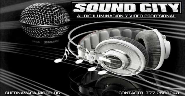 Sonido iluminacion y video profesional en cuernavaca