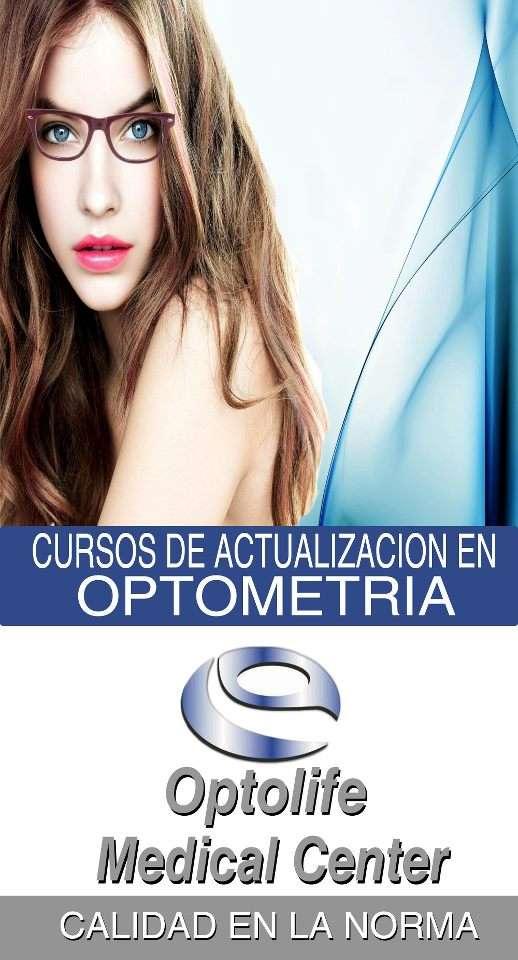 Curso de optometria y contactologia basica