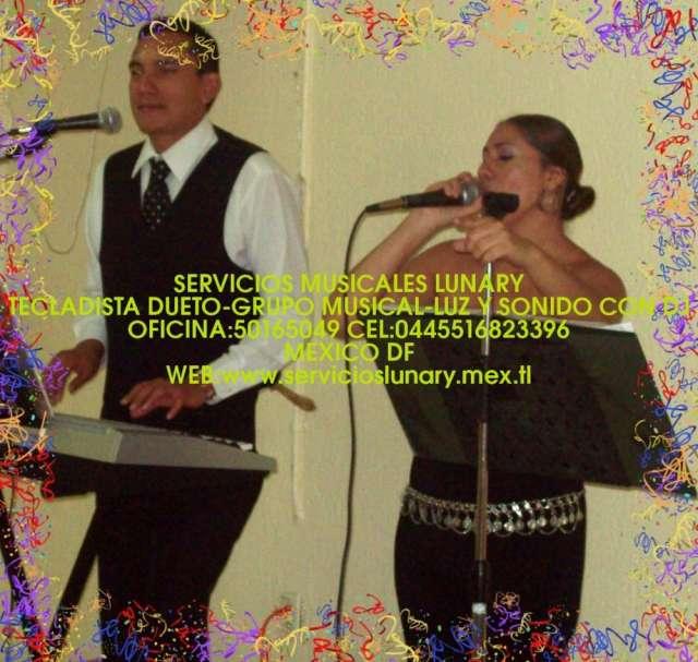 Fotos de Dueto musical versatil 3