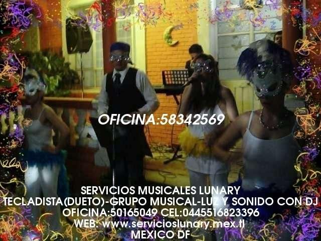Fotos de Dueto musical versatil 4