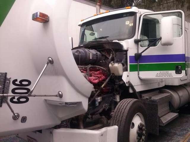 Camion kenworth t800 2012