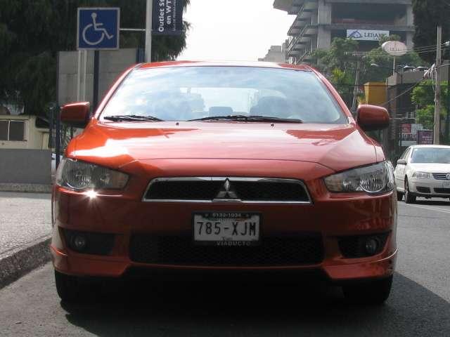 Mitsubishi lancer gts cvt