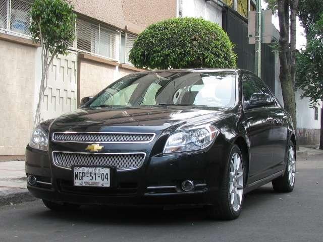 Fotos de Chevrolet malibu ltz 3