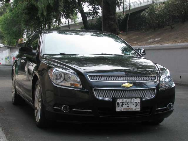 Fotos de Chevrolet malibu ltz 2