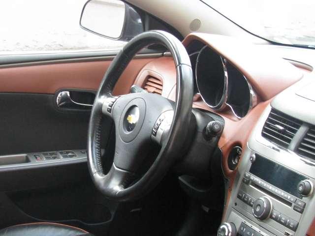 Fotos de Chevrolet malibu ltz 4