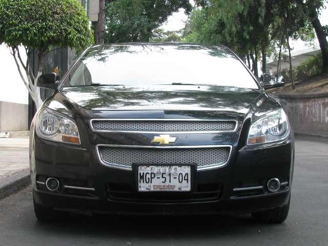 Fotos de Chevrolet malibu ltz 1