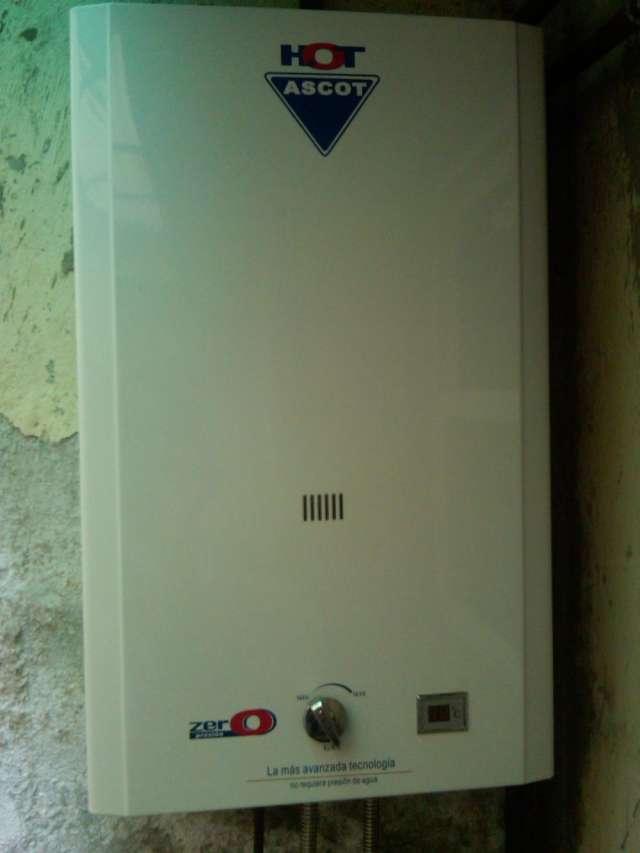 Fotos de Reparación calentadores de agua, kruge.indugas, ascot bosch tektino, 5