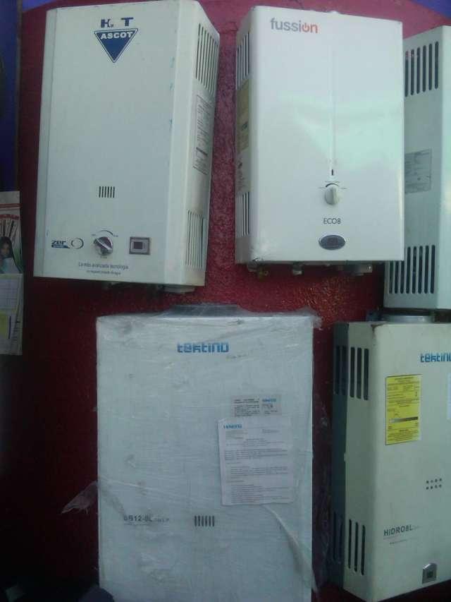 Fotos de Reparación calentadores de agua, kruge.indugas, ascot bosch tektino, 4