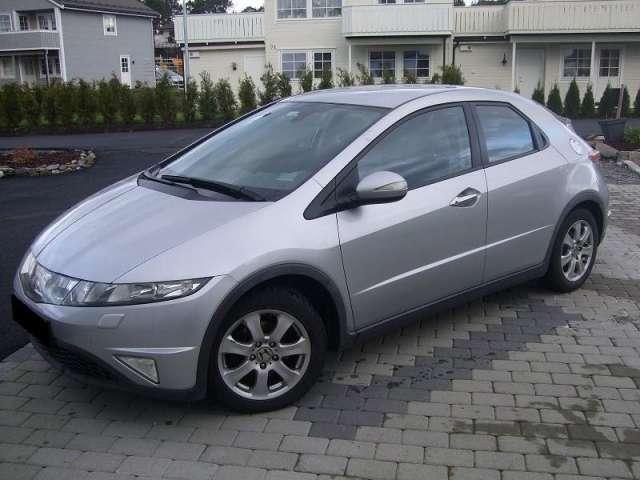 Honda civic 1,4 sport 2009, 70 900 km