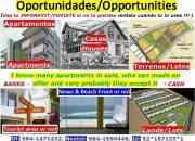 Departamentos, Casas y Terrenos en la Riviera Maya