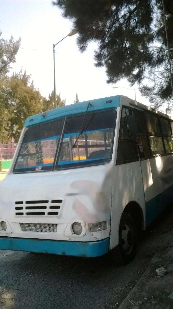 Microbus chevrolet 2001 27 pasajeros excelente condicion