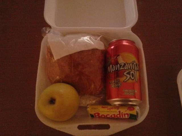 Box lunch completos a domicilio.