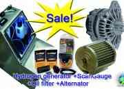 Generadores de hidrogeno para ahorro de combustible y disminución de gases contaminantes