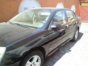 Chevrolet malibu 2004, edicion de lujo