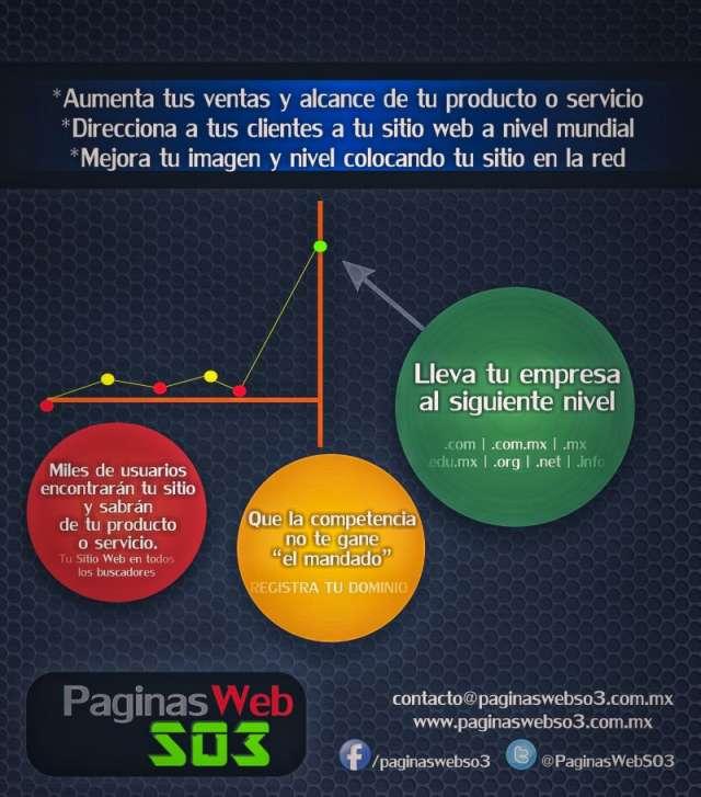 Diseño y creacion de paginas web