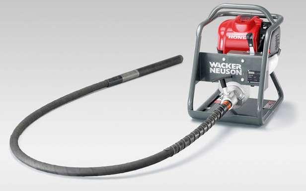 Vibradores para concreto wacker neuson