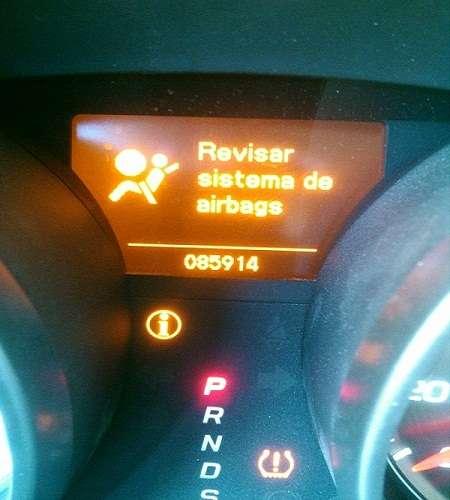 Modulo airbag reparacion