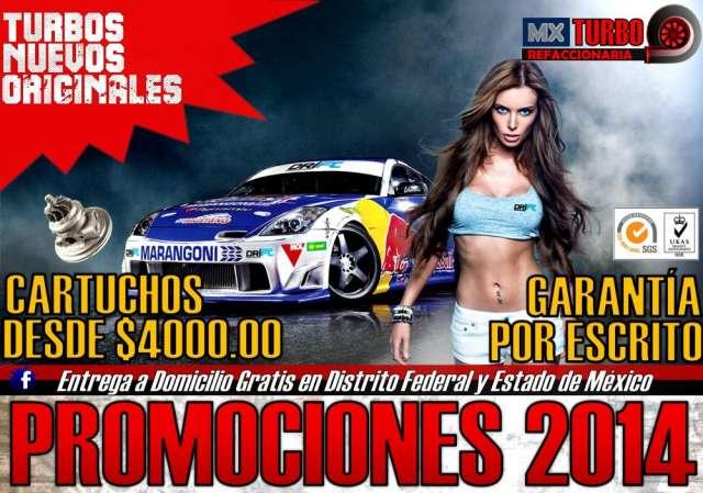 Fotos de Venta de turbos mexico df el mejor precio 1