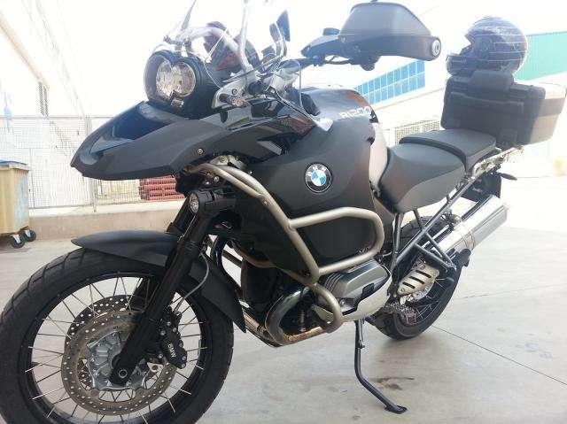 2011 bmw r 1200 gs adventure