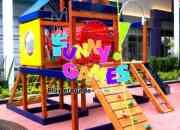 Funny Games, Juegos infantiles