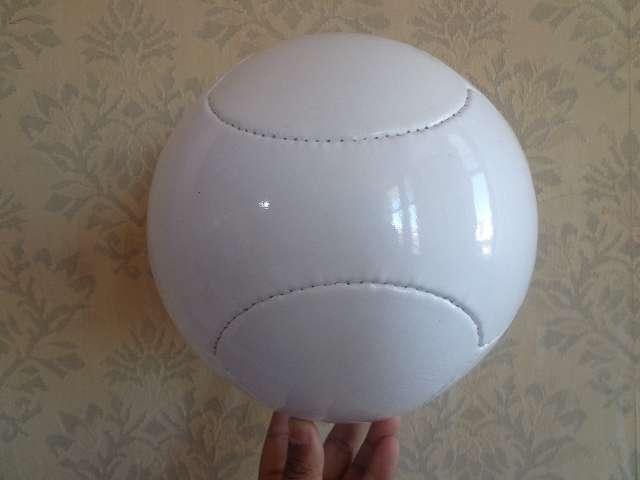 60eb0ffb9e4f7 Balon futbol soccer blanco economico  44.00 en La Piedad - Artículos  deportivos