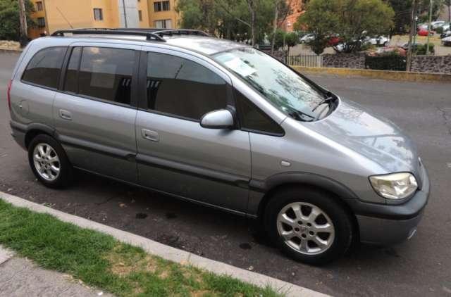 Automatica chevrolet minivan zafira 2004