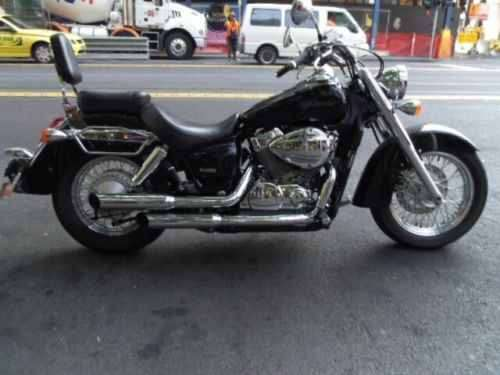 2005 honda vt750c shadow