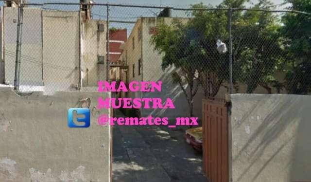 Departamento en remate hipotecario en tacubaya