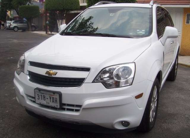 Fotos de Chevrolet captiva sport 2011-$40,000 m.n. 1