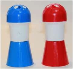 Cornetas promocionales de plastico