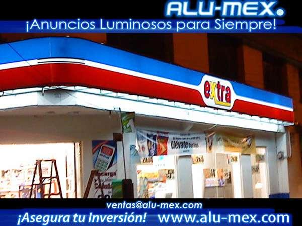 Alu-mex, luminosos y letreros nacionales, s.a. de c.v.